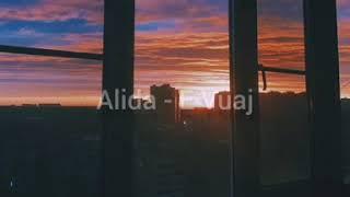 Alida - F Vuaj  (𝑠𝑙𝑜𝑤𝑒𝑑 𝑑𝑜𝑤𝑛)༆