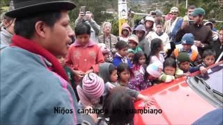 Pueblo Guambiano - Silvia, Cauca, Colombia