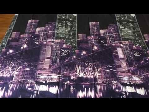 Ночной город - постельное белье Сити