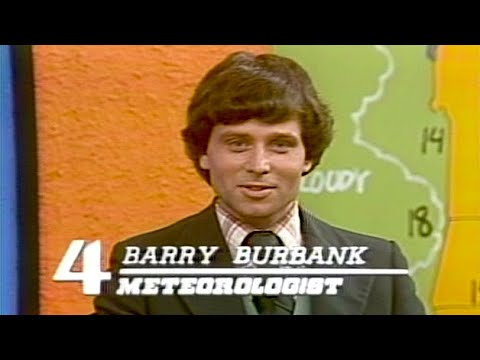 Web Extra: Barry Burbank Celebrates 40 Years At WBZ-TV