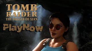 PlayNow: Tomb Raider 2 The Dagger Of Xian (Remake Demo) | PC Gameplay