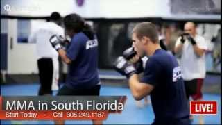 Best MMA BJJ & Kickboxing Gym in South Florida