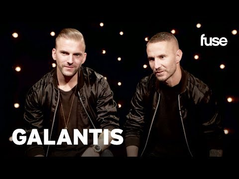 Galantis On Producing Rich Boy