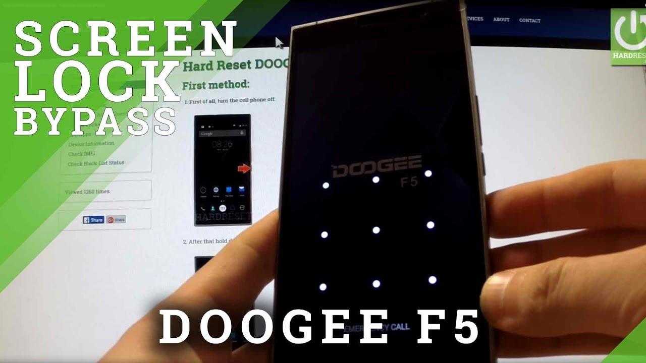Hard Reset DOOGEE X10 - HardReset info