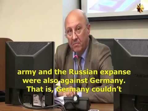 Viktor Suvorov's falsification of history