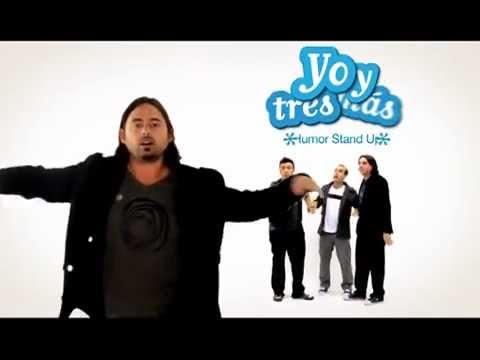 Yo y tres más - Humor Stand Up / Gaspar Valverde