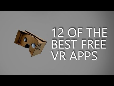 12 of the Best Free VR Apps