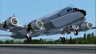 DC-6 Legends of Flight - Preview