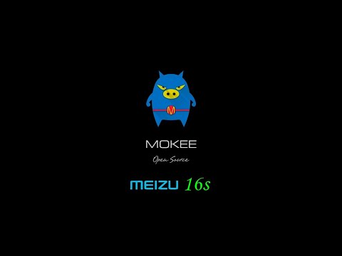 Meizu 16s MoKee ROM