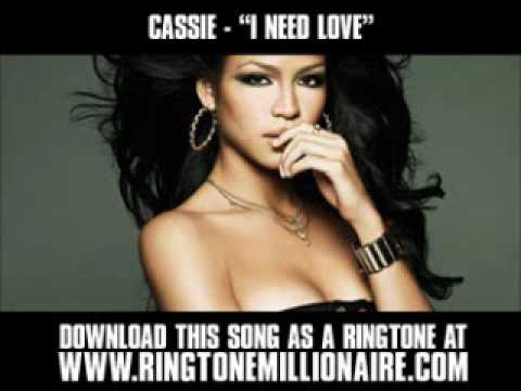 Cassie - I Need Love [ New Video + Download ]