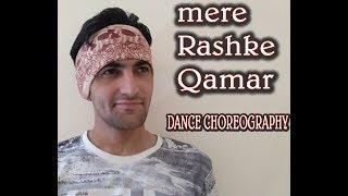 mere rashke qamar dance choreography | goran the bolt