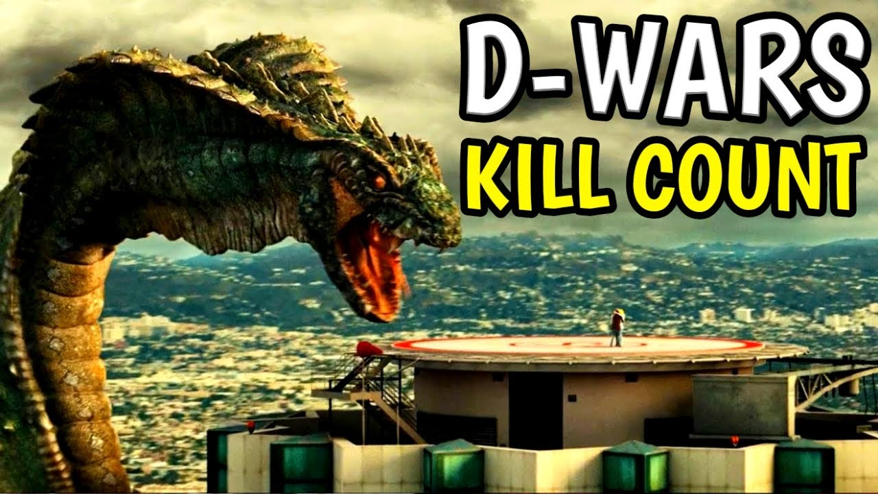 Download Dragon Wars: D-War Kill Count (2007 Movie)