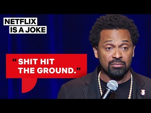 Mike Epps and Obama Have Something Big In Common | Netflix Is A ...