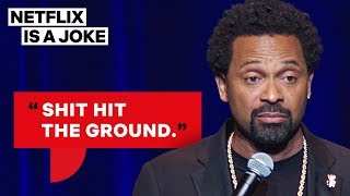 Mike Epps and Obama Have Something Big In Common | Netflix Is A Joke