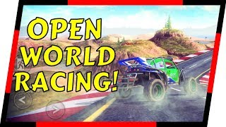 Off The Road - OPEN WORLD MOBILE STUNT RACER | MGQ Ep. 148