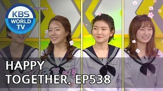 Happy Together I 해피투게더 - Lee Sanghwa, Sim Seokhee, Choi Minjung, Min Yura [ENG/2018.05.17]