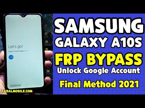 Samsung A10s A20s A30s Android 10 FRP Unlock || Google Account Bypass/App Not Install Final Solution