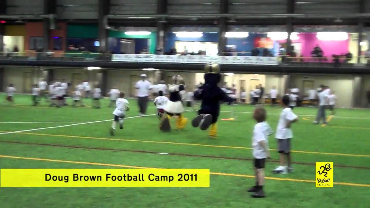 Doug Brown KidSport Winnipeg Football Camp 2011: Buzz & Boomer