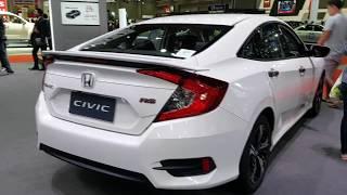 Honda Civic 1.5 Turbo RS CVT ราคา 1,199,000 บาท