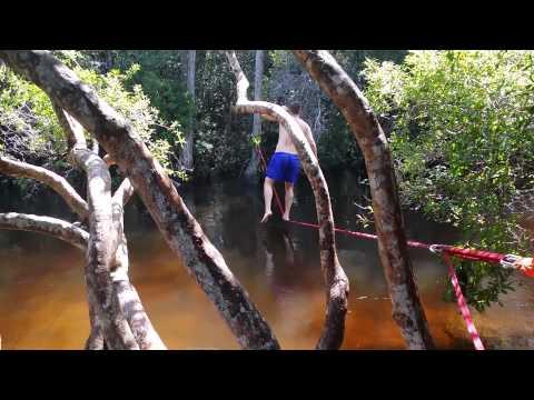Crossing Turkey Creek, Niceville Florida