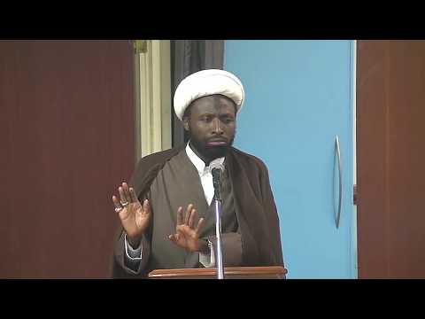 3rd Rabi-ul-Aakher 1439 - Juma Lecture