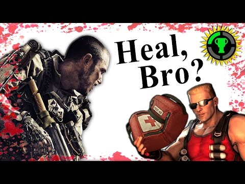 Thumbnail: Game Theory: Defending Call of Duty Advanced Warfare's Regenerating Health