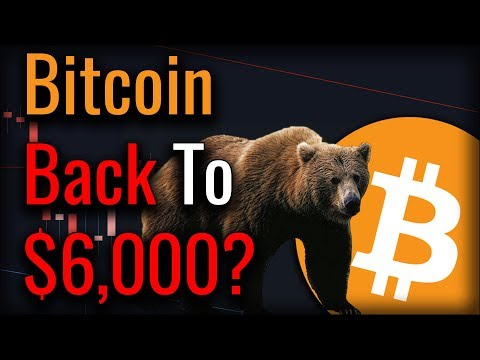 Bitcoin MUST Do This Or A Sub-$6,000 Bitcoin Is Still Likely!
