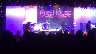 Firehouse - When I Look into Your Eyes (2017) live concert