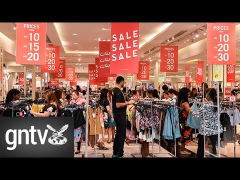 Daily Business Wrap - Up To 90% Off At 1,500 Dubai Stores Starting Today