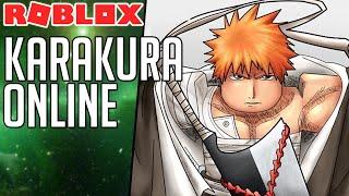 THE BEST NEW BLEACH GAME ON ROBLOX?!   Roblox: Karakura Online