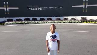 TYLER PERRY STUDIOS / Ziynne / #KidofPop / www.Ziynne.com