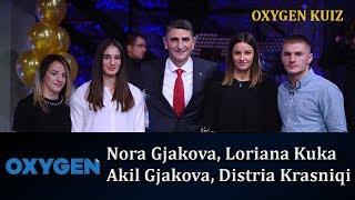 Oxygen 444 Pjesa  2 - Xhudistët e Kosovës - Kuizi 01.12.2018