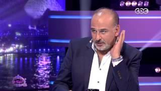 فيديو جمال سليمان يكشف سر خوفه من غضب أهالي بورسعيد @ موقع ليالينا