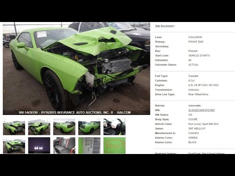 how to buy cheep cars on car auctions iaa insurance auto