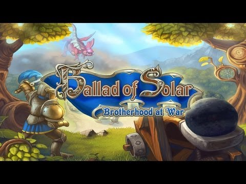 Ballad of Solar: Brotherhood at War - iPad/iPad Mini/iPad 2/New iPad - HD Gameplay Trailer