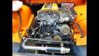 Essai Proto R8 16S