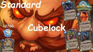 Hearthstone: Cubelock Warlock Post-Nerf #6: Witchwood (Bosque das Bruxas) - Standard Constructed