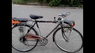 40年を生きてきたフラッシャー自転車。ミヤタサリージャンボテクニカ thumbnail