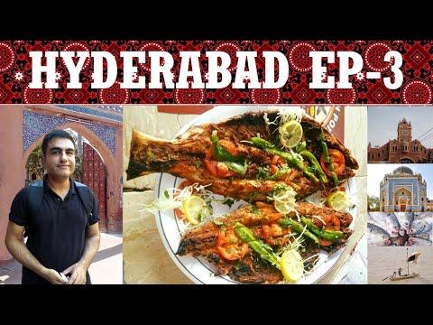 Hyderabad, Sindh Street Food, Breeze Fish Restaurant, Palla Fish, Chef Faizan Rehmat Food Khoji