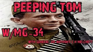 Red Orchestra 2- Peeping Tom W/MG-34