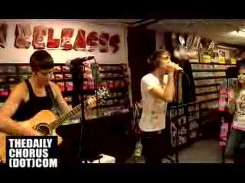 All Time Low  Coffee Shop Soundtrack  Acoustic