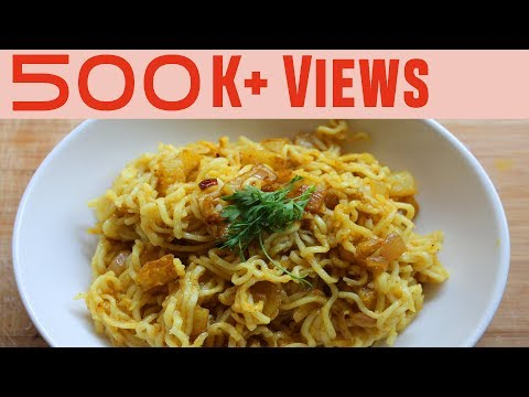 How to prepare Maggi Noodles | Bachelors Cuisine