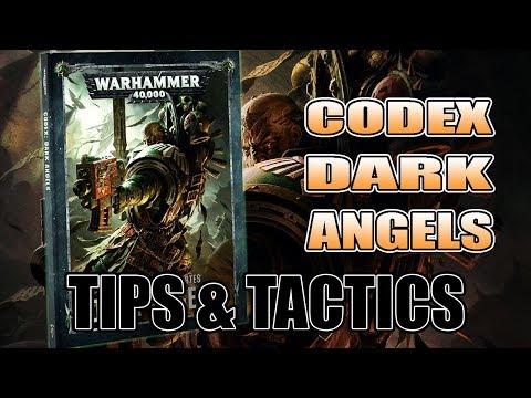 Top 10 Dark Angels Codex Tips You Should Know