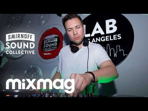 TIM GREEN deep house set in The Lab LA