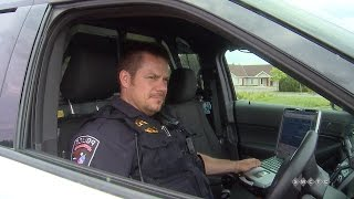 Ride Along with Cottage Grove Police Officer Pat Nickle