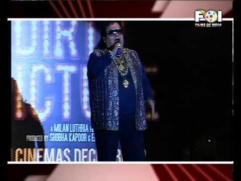 Bappi Lahiri & Shreya Ghoshal Singing 'Oo La La'   YouTube