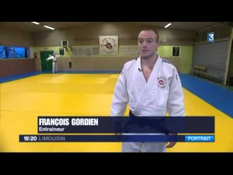 Reportage Raymond Gordien FR3 Limousin