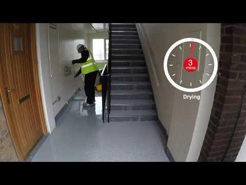 Fast Curing MMA Resin Flooring System