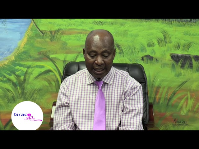 Grace kid- Pst James  Thuo 31st october 2020