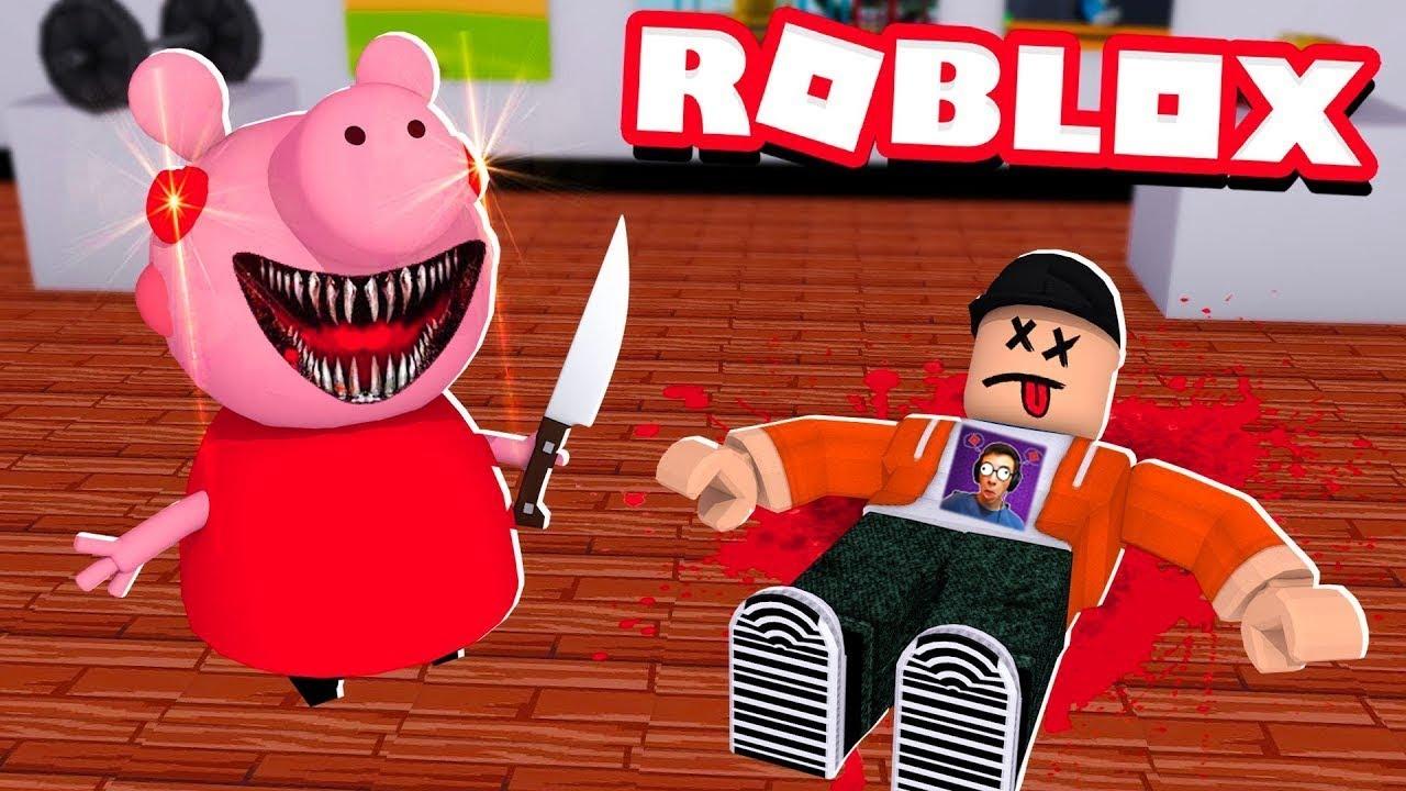 Roblox Piggy  ძალიან მაგარი ტროლაობები პანდასთან ერთად